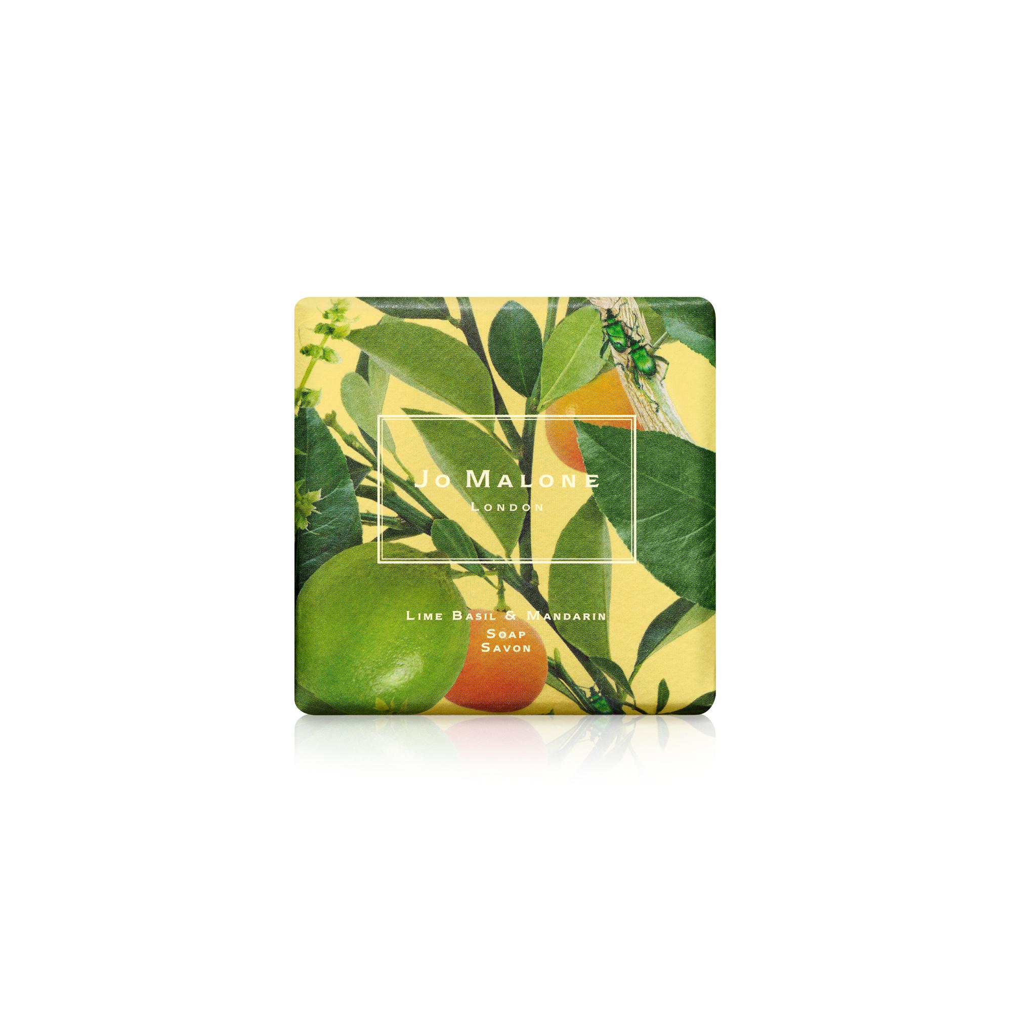 Lime Basil & Mandarin Bath Soap 100G