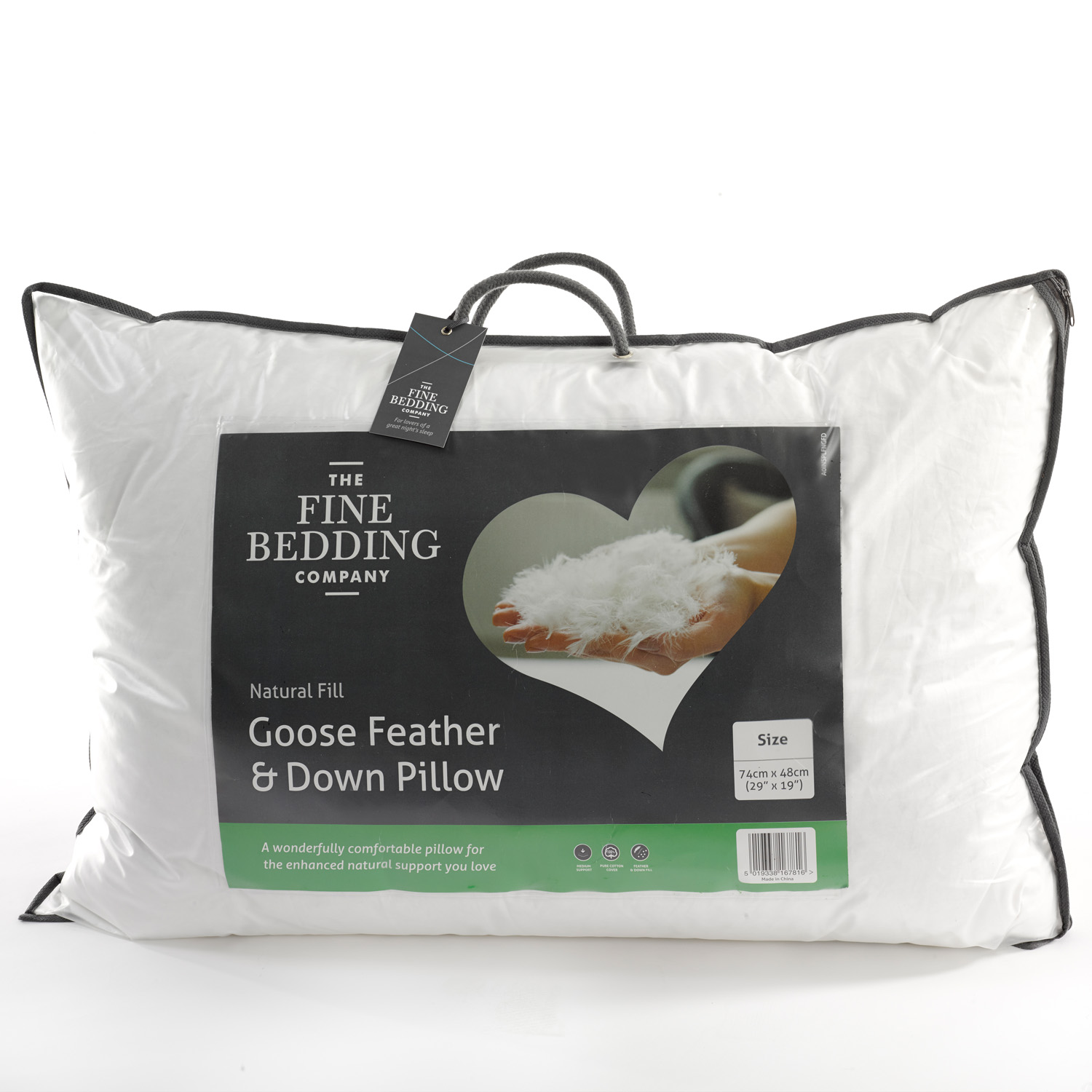 Pillow Goose Feather & Down