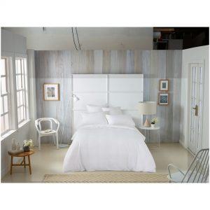 Abington Tailored Single Quilt Cover Set White