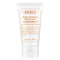Richly Hydrating Grapefruit Hand Cream 75ml