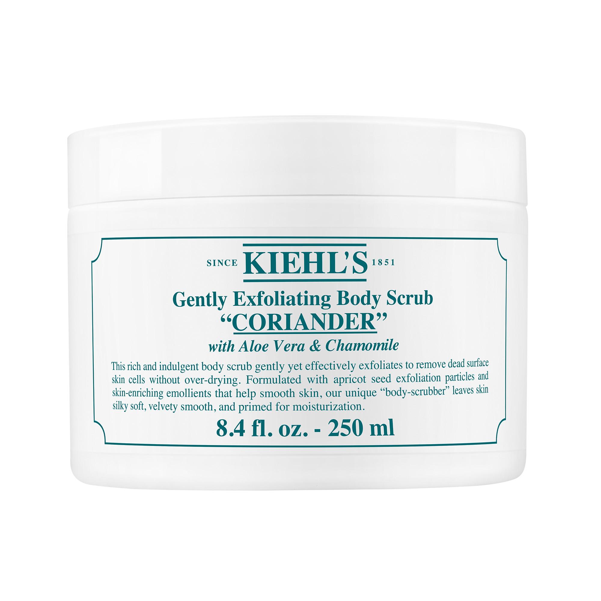 Gently Exfoliating Body Scrub - Coriander 250ml