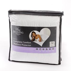 Complete Comfort Mattress Protector Single