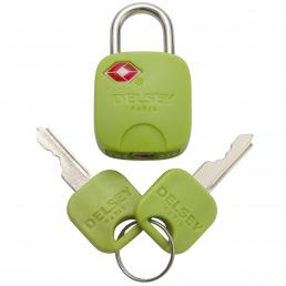 TN Lime Key Padlock