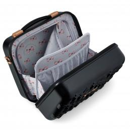 Beau Vanity Case Black