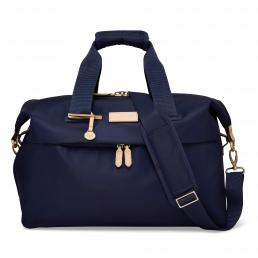 Radley Luggage Womens Travel Essentials Softside 4 Wheel Duffel Ink