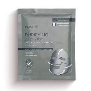 PURIFYING 3D Clay Sheet Mask 18g