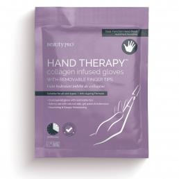 HAND THERAPY Collagen Infused Glove with Removable Fingertip 17g