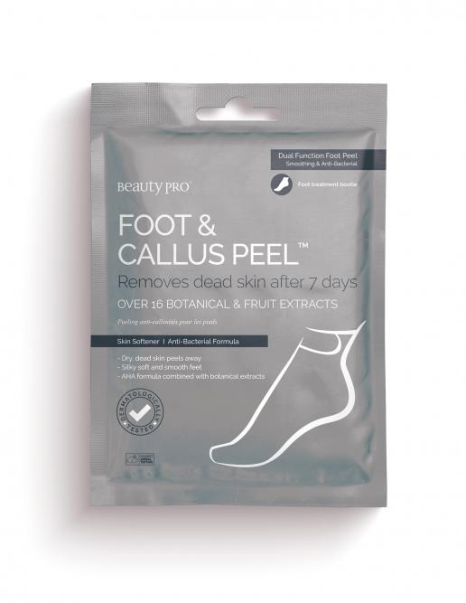 FOOT & CALLUS PEEL with over 17 botanical and fruit extracts 40g