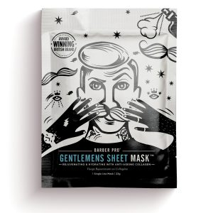 GENTLEMEN'S SHEET MASK 23g