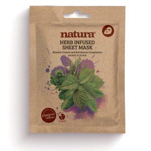 natura HERB INFUSEDSheet Mask 22ml / 0.75 fl oz