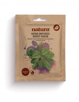 natura HERB INFUSEDSheet Mask 22ml / 0.75 fl oz
