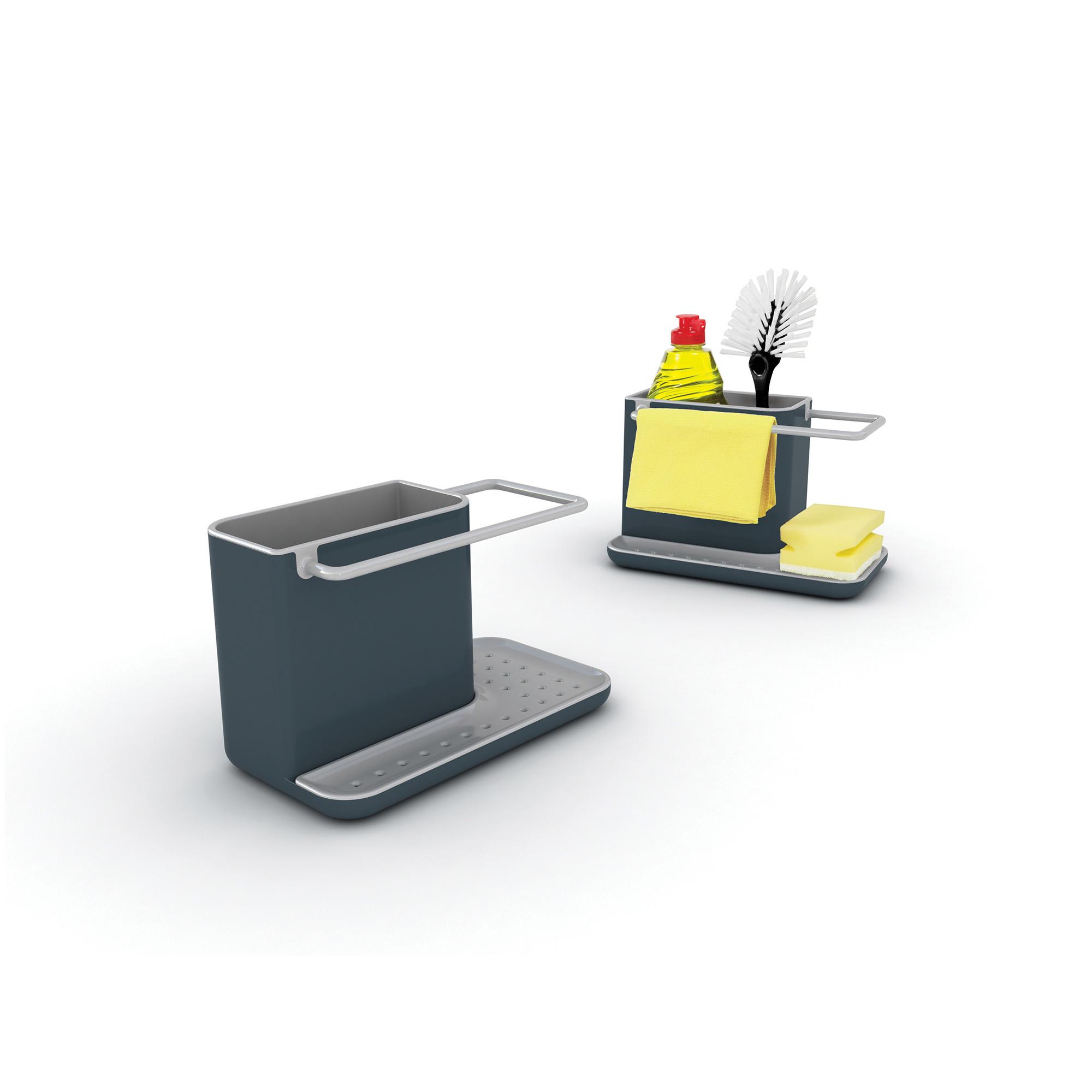Caddy Sink Organisers Grey/Grey