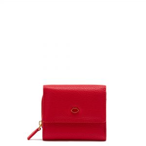 CLASSIC RED LIP JODIE WALLET