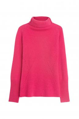 PALMINA ROLL NECK JUMPER
