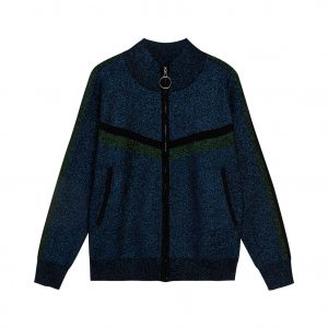 GOYA SPARKLE ZIP JUMPER