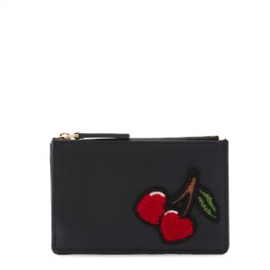 Black Cherry Lottie Pouch