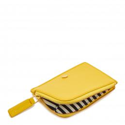 Dandelion Leather Lip Pin Leah Wallet