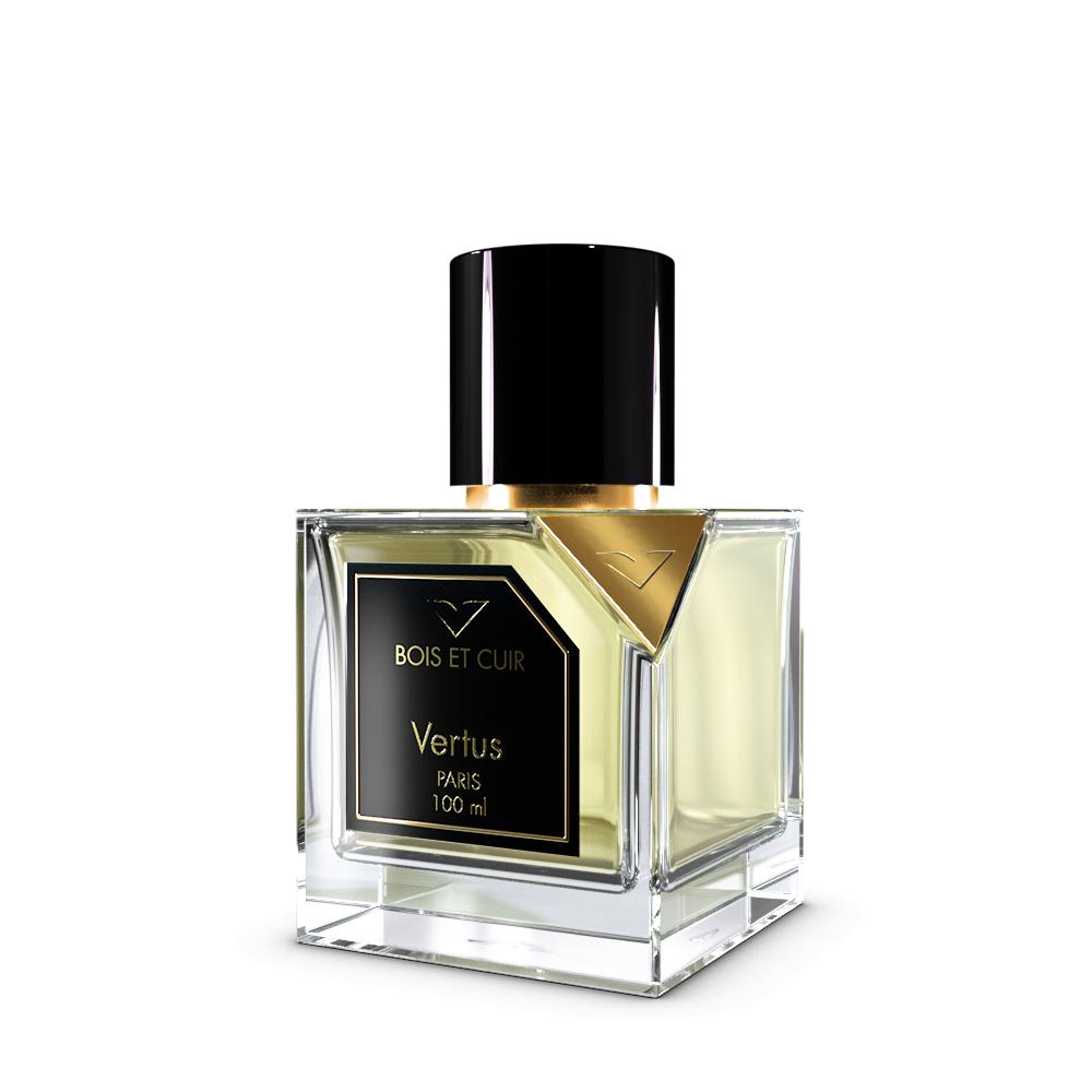 Vertus Bois Et Cuir Eau De Parfum 100ml