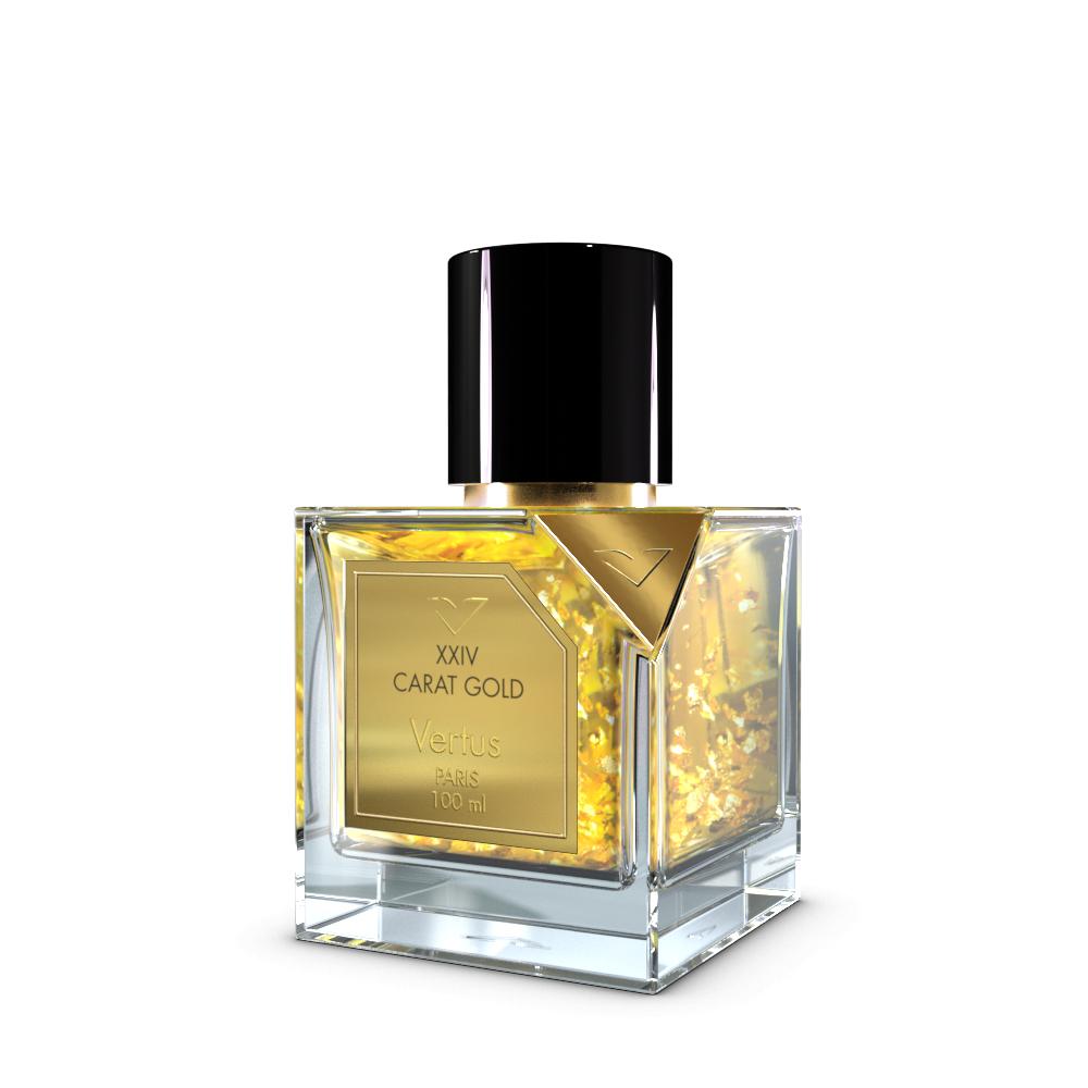 Vertus XXIV Carat Gold Eau De Parfum 100ml