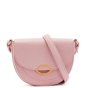 Blossom Med Cut Out Lip Esme Saddle Bag
