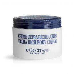 Shea Butter Ultra Rich Moisturising Body Cream 200ML