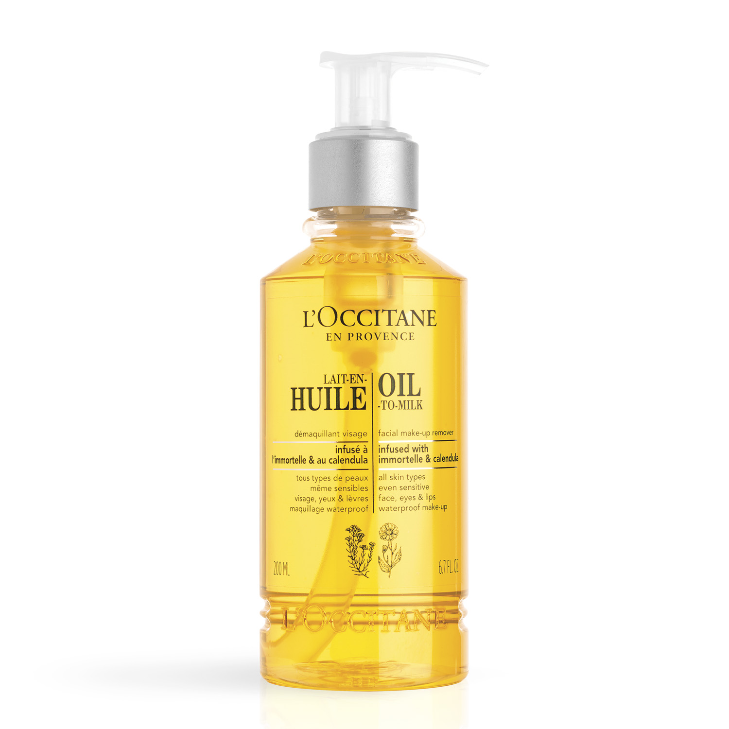 Oil-To-Milk Make Up Remover 200ml