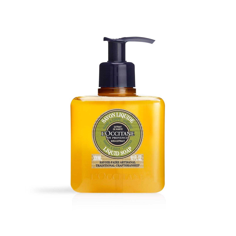 Shea Verbena Liquid Hand Soap 300ml