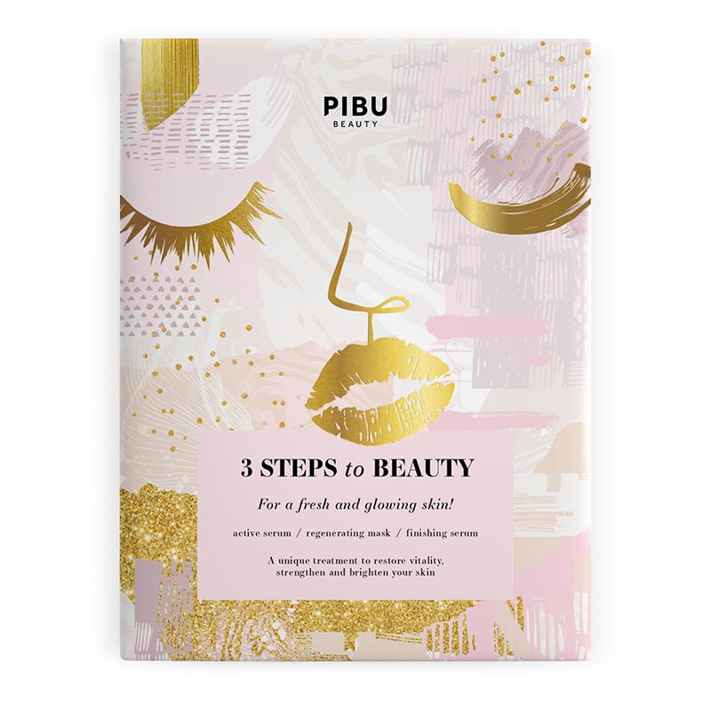 3 Steps to Beauty