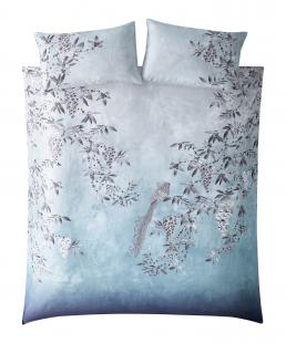 LATIMER TEAL DOUBLE DUVET COVER