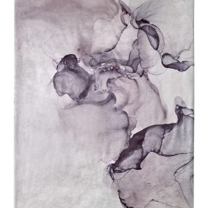 LEVANTA MARBLE INK THROW
