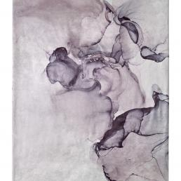LEVANTA MARBLE INK THROW