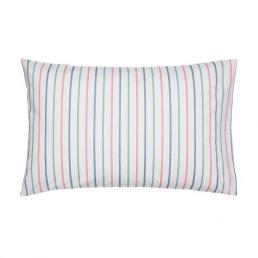 LOST GARDEN STRIPE STANDARD PILLOWCASE PAIRS MULTI