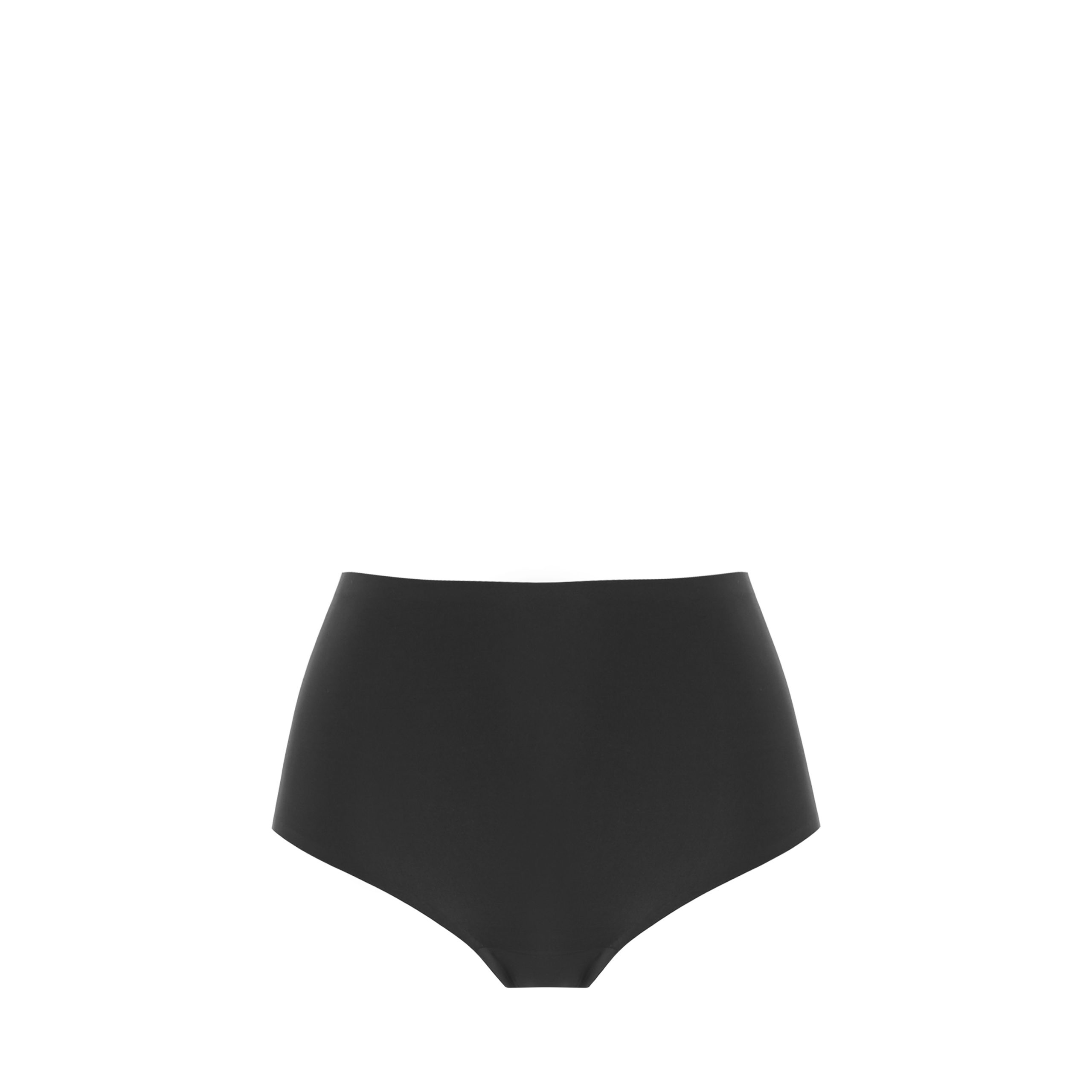 SMOOTHEASE INVISIBLE STRETCH FULL BRIEF BLACK