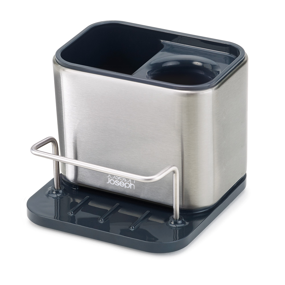 SURFACE STAINLESS STEEL SINK TIDY SMALL