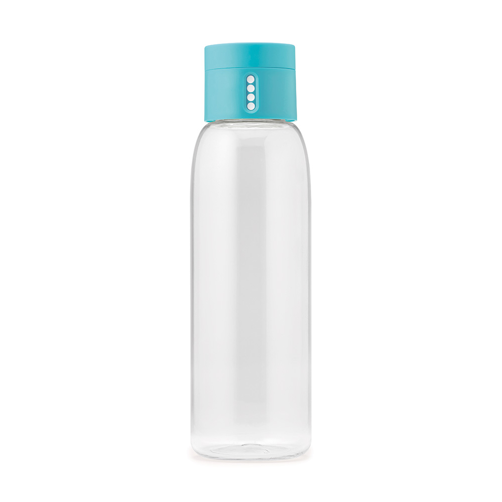 Dot Hydration-tracking Water Bottle 600 ml - Turquoise