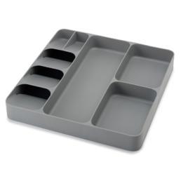 DrawerStore cutlery, utensil and gadget organiser - Grey