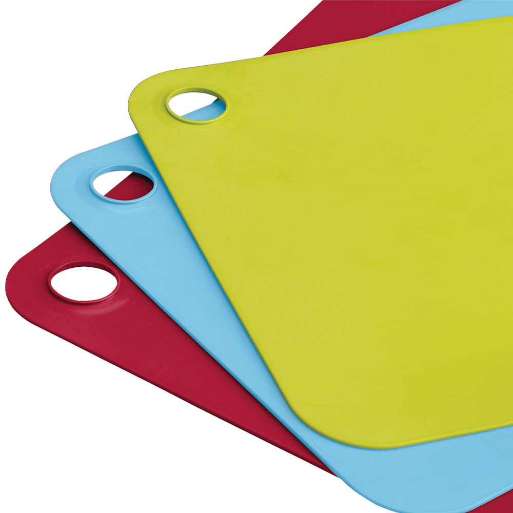 POP PLUS CHOPPING BOARDS SET 3 LGE