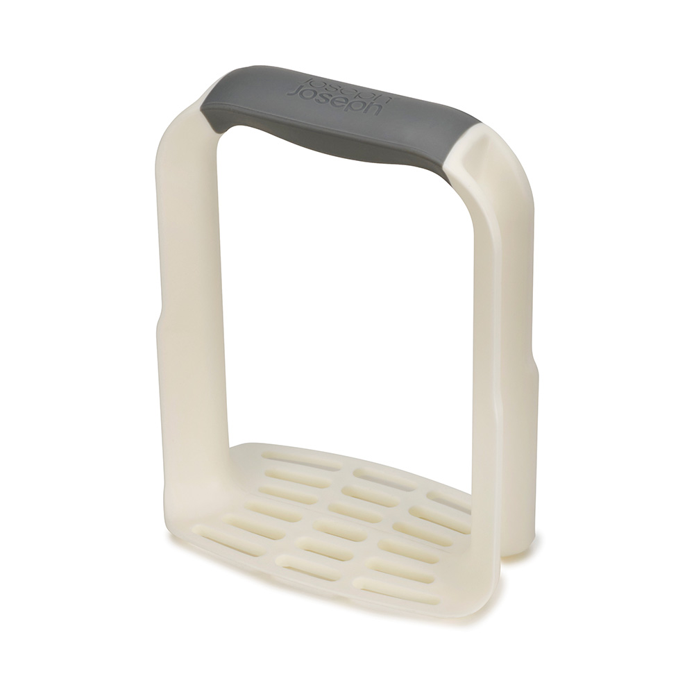 EASY-MASH  POTATO  MASHER  - WHITE