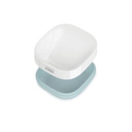 Slim Compact Soap Dish Blue