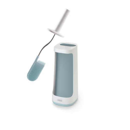 Flex Plus Smart Toilet Brush With Storage Bay Blue