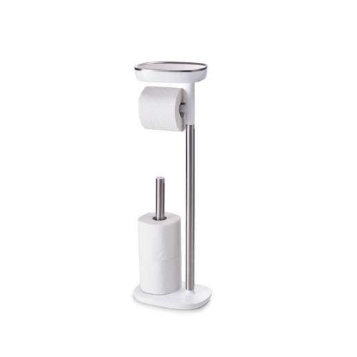 EasyStore Butler Standing Toilet Paper Holder