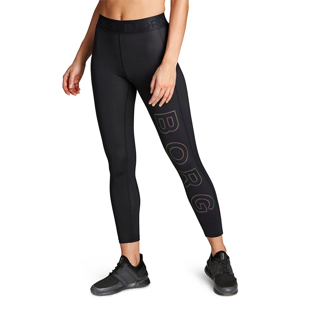 Catalina Radiate Logo Leggings – Black