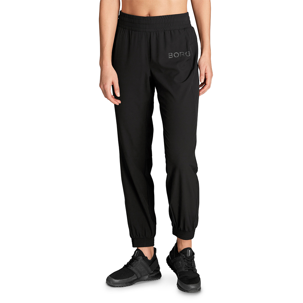 Ceila Track Pant - Black