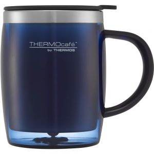 DESK MUG .45LTR BLUE