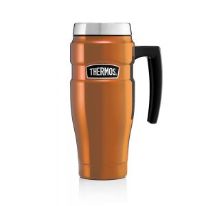 KING TRAVEL MUG 470ML COPPER