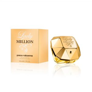 LADY MILLION Eau de Parfum spray 80ml