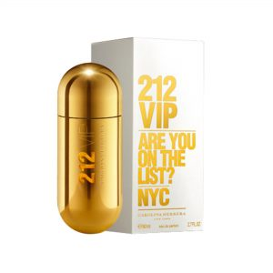 212 VIP Eau de Parfum spray 80ml
