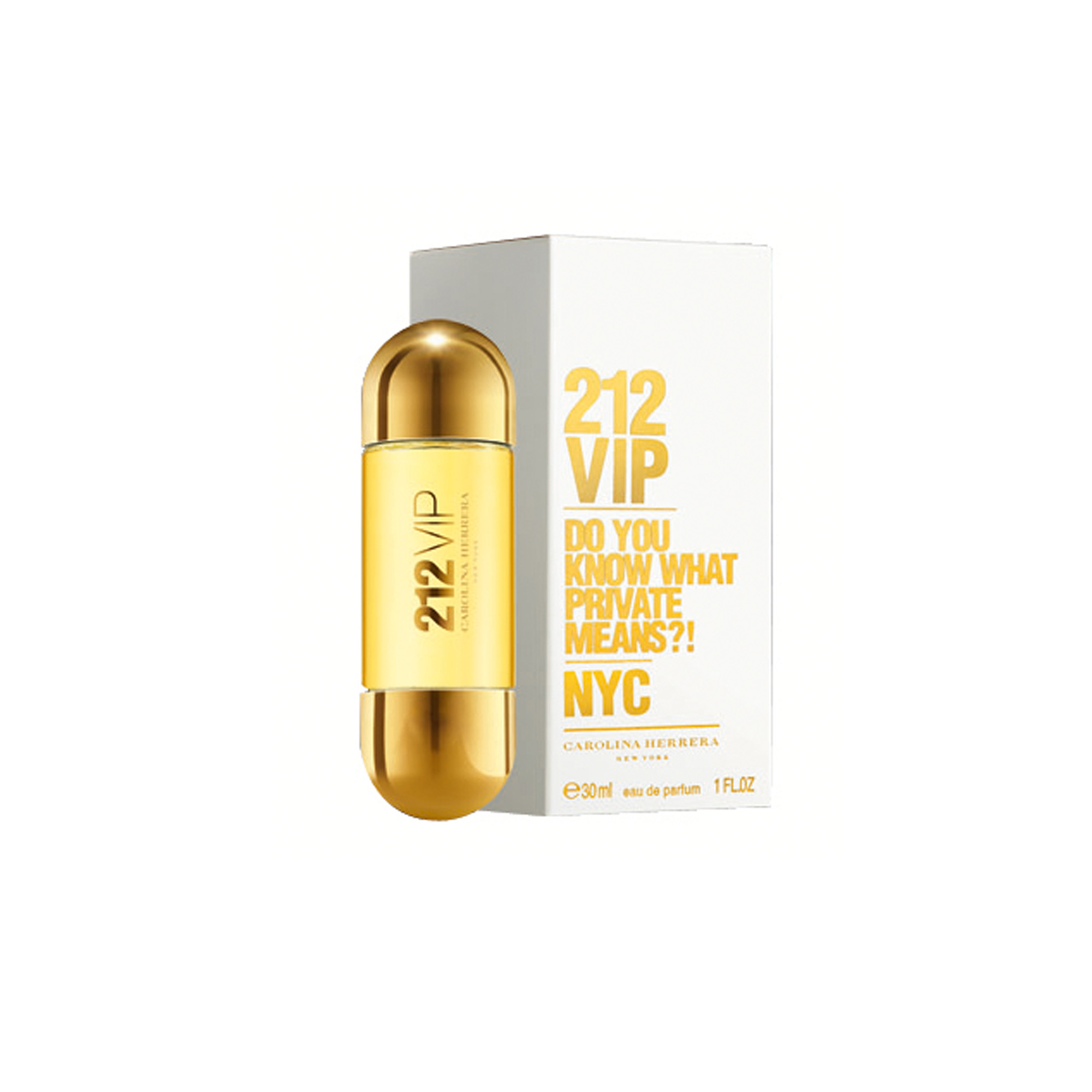 212 VIP Eau de Parfum spray 30ml