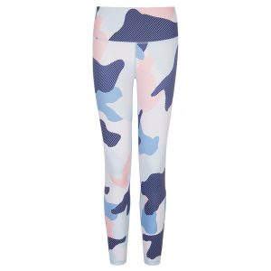 SWEET DREAMS PRINTED 7/8 LENGTH LEGGING  MULTI