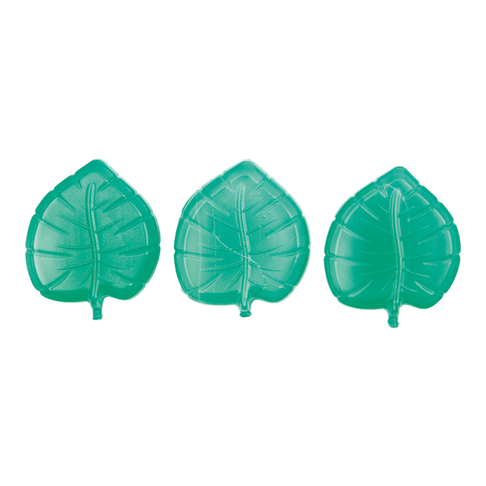 MONSTERA LEAF ICE COOLERS SET OF 12
